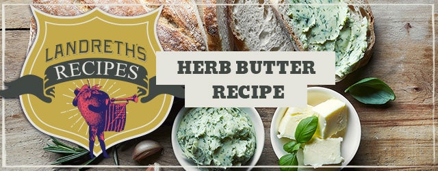 Herb Butter Recipe